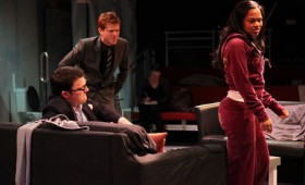 <i><b>In His Image.</i></b> Hampstead Theatre.