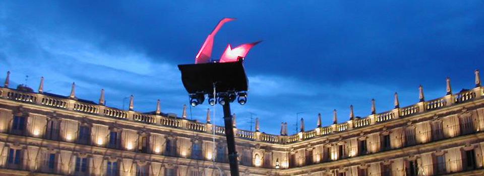 <i><b>Confluencias.</i></b> Salamanca.