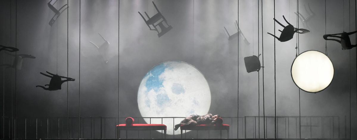 <i><b>Midsummer Night´s Dream.</i></b>  Teatro Arriaga